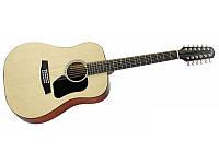 Акустическая гитара Hawthorne HD222/B