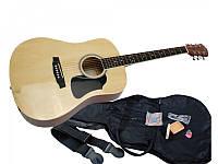Акустическая гитара Kapok LD14Pack4/4