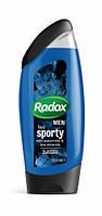 Radox гель для душа Ощути активность, для мужчин 6*250 мл