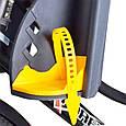 Детское Велокресло TILLY Maxi  от 1 до 7 лет (до 22 кг) Крепление на раму или багажник, фото 5