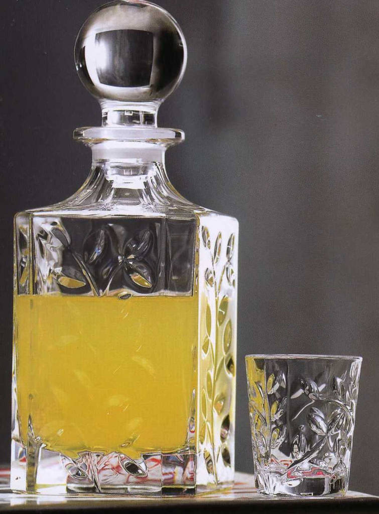 Набор для ликера, водки Laurus