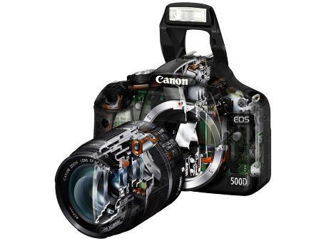 Запчасти для фотоаппарата