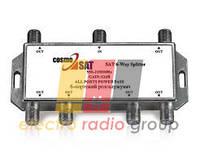 Split Cosmosat 6-way passive 5-2400MHz