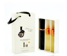 Valentino Rock'n ' Rose Couture edp 3x15ml - Trio Bag