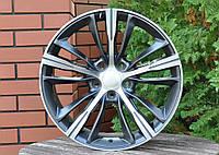 Литые диски R19 5x120, купить литые диски на BMW 5 7 F10 F11 F01, авто диски БМВ E90 E91 E92