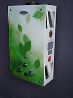 Газовая колонка DION JSD 10 дисплей, стекло, листок