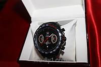 Часы мужские Carrera TAGHEUER механические, часы наручные, стильные мужские часы, часы tag heuer копия