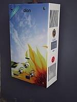 Газовая колонка DION JSD 10 дисплей, стекло, подсолнух