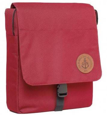 Надежная сумка для электронных гаджетов GIN ГОРДОН-burgundy
