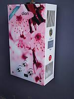 Газовая колонка DION JSD 10 дисплей, стекло, сакура