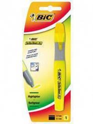 Текстовыделитель  BIC желтый БЛ1