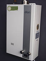 Газовая колонка DION JSD 08 D турбо (белый)