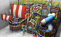 Игровой лабиринт «Черная Виктория»