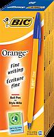 Ручка BIC Оранж (синяя),тонкая линия 20 шт.