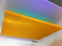 Акустические панели Heradesign Австрия, 1200 х 600 х25мм, ширина волокна 1мм