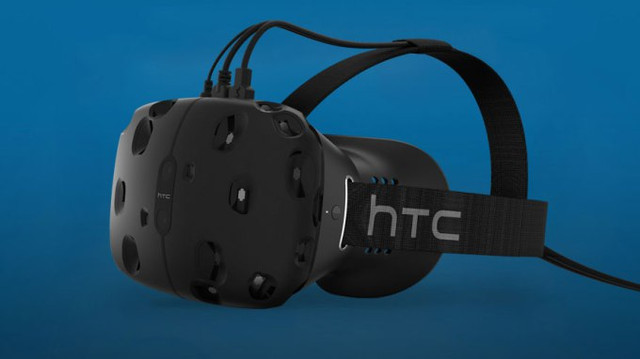 гарнитура Vive VR