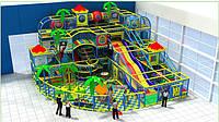 Игровой лабиринт «Парк развлечений»