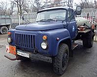 Бензовоз Бензозаправщик ГАЗ-52  г.Харьков