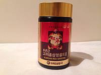 Женьшень Голд. Экстракт красного корейского женьшеня Голд