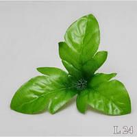 Лист роза добавка (200 шт./ уп.) Искусственные цветы