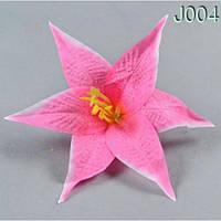 Лилия тигровая острая- шелк J-004 (240 шт./ уп.) Искусственные цветы