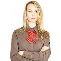 """Крос-краватка з вишивкою """"Мавка"""", фото 1"""