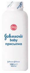 Присыпка детская Johnson's baby 100 г