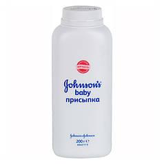 Присыпка детская Johnson's baby 200 г