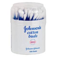 Ватные палочки Johnson's baby