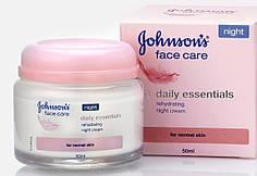 Крем для лица ночной увлажняющий J's Daily Essentials для нормальной кожи 50 мл