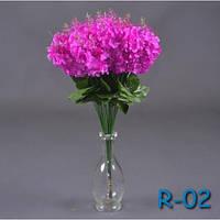 Сирень маленькая R-02 (200 шт./ уп.) Искусственные цветы