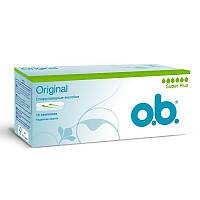 Тампоны о.b. Original Super Plus 16 шт.