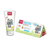 Зубная паста SPLAT JUNIOR - ЗАПАД для детей  от 3 до 8 лет 55 мл
