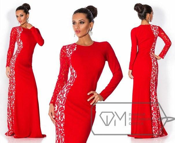 Платье 1218 /GF, размер 46