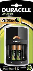 Зарядное устройство Duracell CEF14 + 2 АА 1300 mAh, 1 шт.