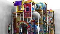 Детский лабиринт «Сказочный замок»