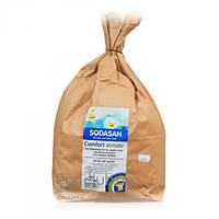Органический стиральный порошок-концентрат SODASAN Comfort Sensitive 5 кг для чувствительной кожи