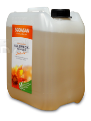 Универсальное органическое моющее средство SODASAN Sensitivе 5 л