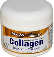 Крем з колагеном, з ароматом груші, 2 унції (57 г)