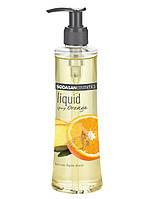 Мыло SODASAN органическое Spicy Orange жидкое с цитрусовым и оливковым маслами 0,25 л.