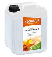 Органическое очищающее средство SODASAN для туалета 2 л