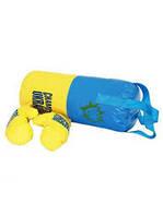 Боксерская груша средняя Украина (груша и перчатки) ВХ-12-07