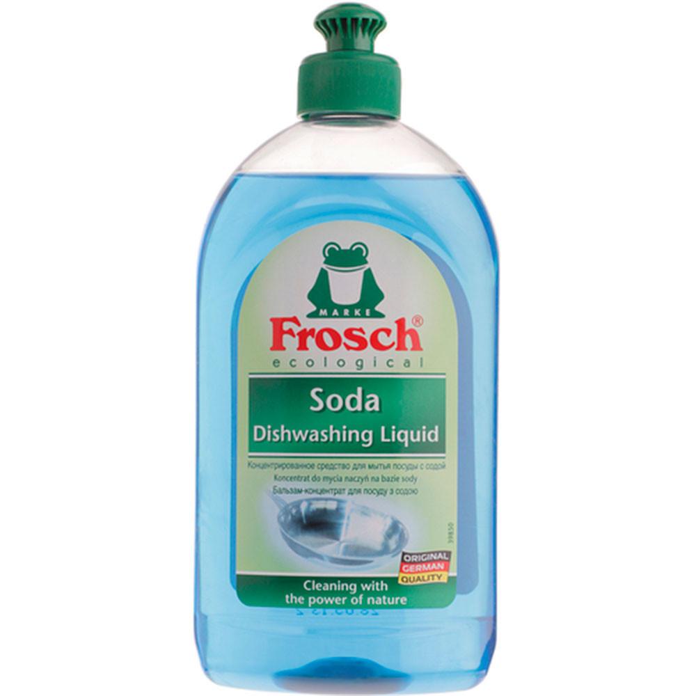 FROSCH Бальзам-Концентрат для посуды с содой 500 мл