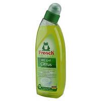 FROSCH Гель для очищения унитазов Лимон 750 мл