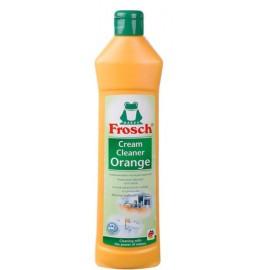 FROSCH Очищающее молочко Апельсин 500мл