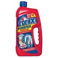 RORAX Жидкое чистящее средство для сливных труб 1 л