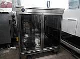 Шкаф расстоечный SMEG б/у, расстоечный шкаф б/у, шкаф расстоечный б у, тепловая витрина б/у, расстойка б у., фото 4