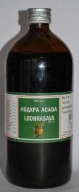 Лодхра асава 450 мл - диабет, геморрой, кожные заб., потеря аппетита, кишечные паразиты, анемия, ожирение.