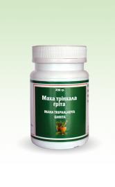 Махатрифала гритам - Трифала гритам - конъюнктивит, глаукома, трахома, язва роговицы, другие заболевания глаз