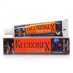 Релаксарекс крем 25 г, боль в суставах и мышцах